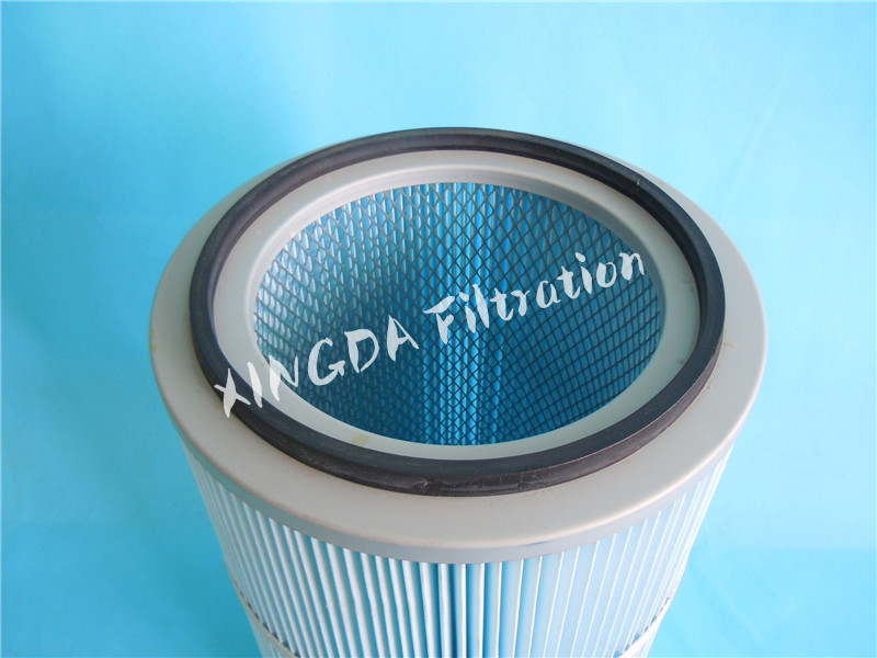 high temperature air filter cartridge