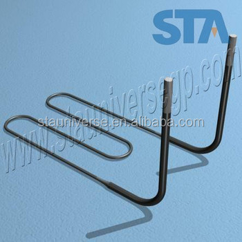LW type Molybdenum Disilicide Heating Element for heating treatment