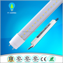 Single and double sided led T8 light tube AC100-277V 5 years warranty UL cUL CSA approved