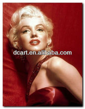 Oil painting of marilyn monroe for sale