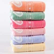 High Quality 100% Cotton Bath Towels Wholesale 22x44''