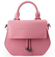 PU leather shell handbag for young lady
