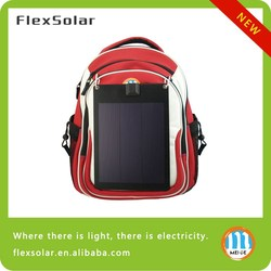 1.8W Portable Flexible Solar Panel / Solar Charger Bag for Mobile Phone