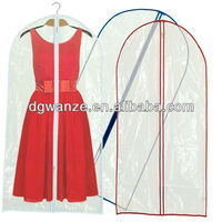 clear dance garment bags with pockets