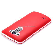 Slim TPU Gel Soft Case for LG Optimus G3 D830 D850 D831 Matte Ultra thin Back Skin Protective Mobile Phone Cover
