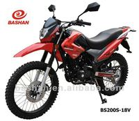 BASHAN CG150cc/200cc/250cc off road/enduro/dirt bike motocycle