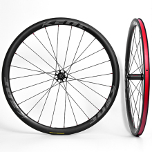 S38 road carbon bicycle wheel