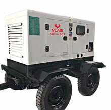 Shanghai diesel generator 63kva 50kw 3 phase Low fuel consumption for sale