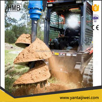 HMB rock drilling auger made in China