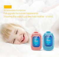 GSM card calling kids SOS gps digital bluetooth android smart watch