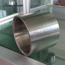 "Casting Pipe Fitting Class 150# Polishing 316 SS 1 1/2"" Socket O.D.Machined"