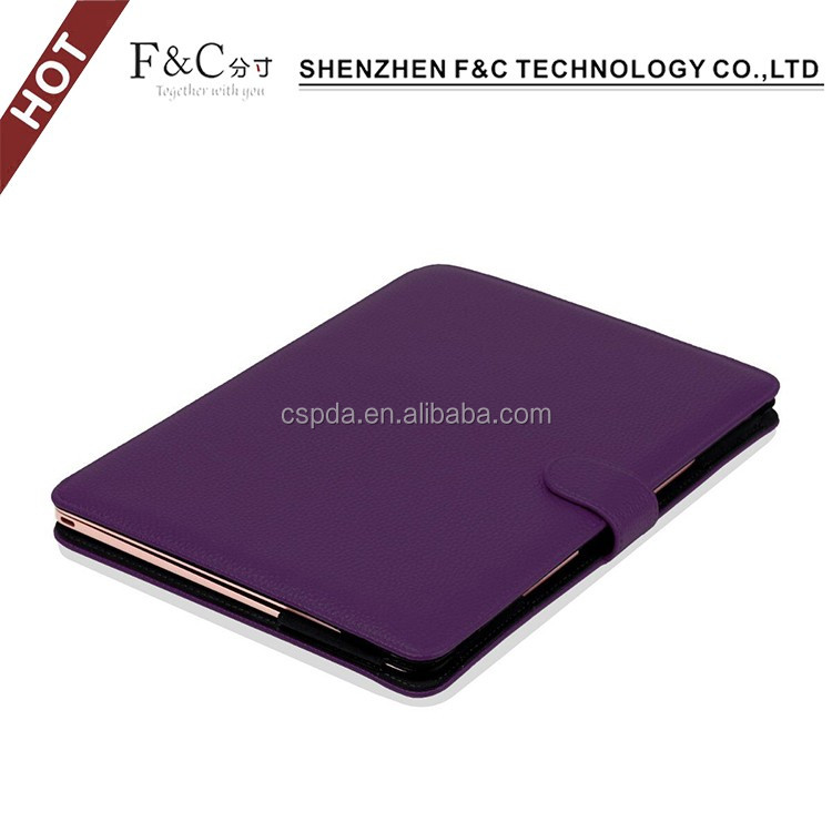 "PU leather Material folio stand smart cover for marble macbook case 11"" 12"" 13"" 15"" Compatible"