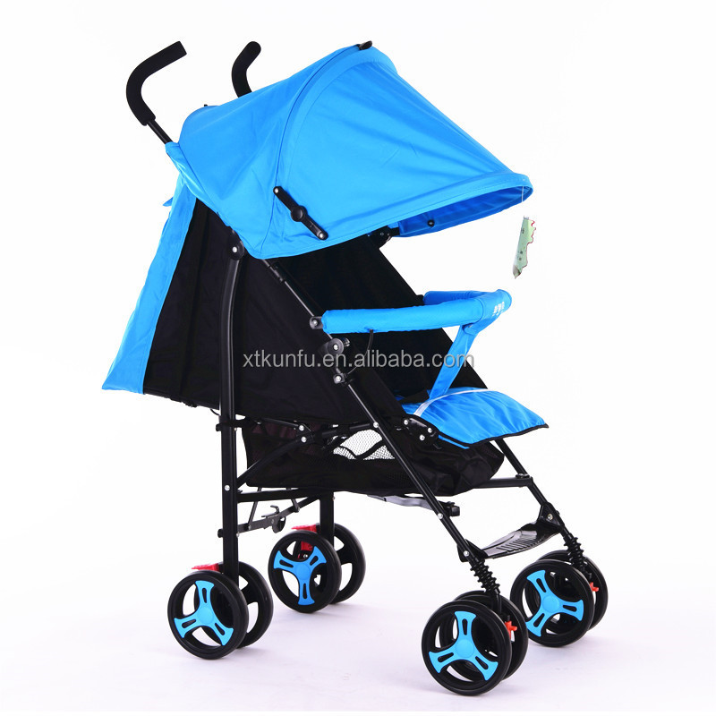 Foldable Anti-shock High View Carriage baby stroller 6 months