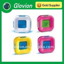 rotary alarm clock vibrating alarm clock digital alarm clock
