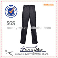 Sunnytex OEM service cargo pants with many pockets latest style men pants
