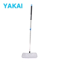 Best prices new clean room durable dust push mop for microfiber