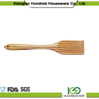 new type customized printed wooden wooden salt spoon