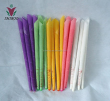 High quality Hopi pure ear candle beeswax ear candles for beauty salon personal care supplier