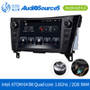 Android 6.0.1 car DVD player for QashQai/X-Trail 2014-2017 with WIFI PHONE LINE CAR PLAY SD USB from Audiosources