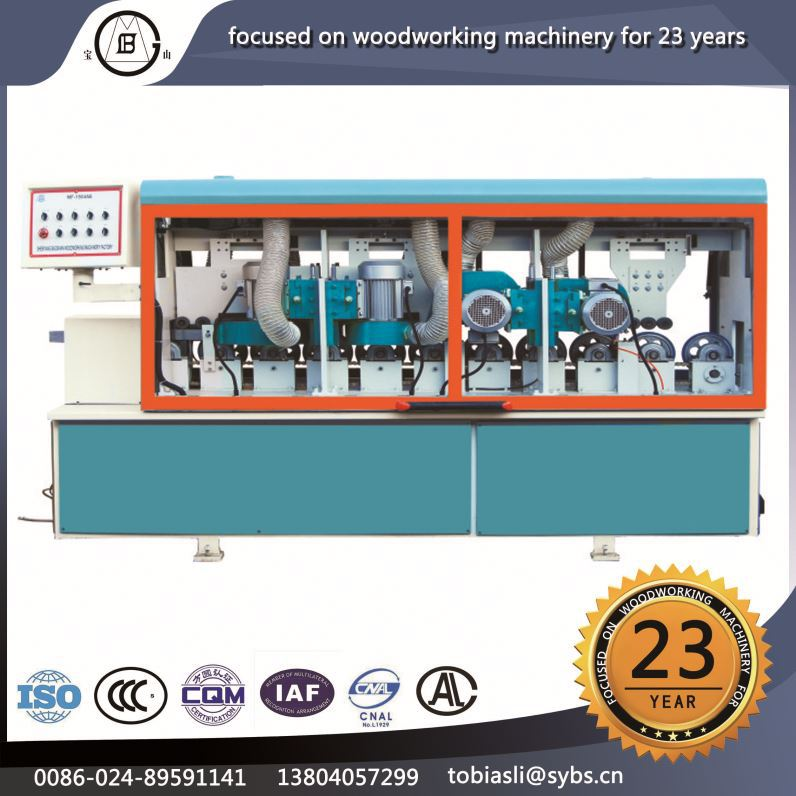MF-1504AS Best selling top quality plywood simple operation second hand edge banding machine