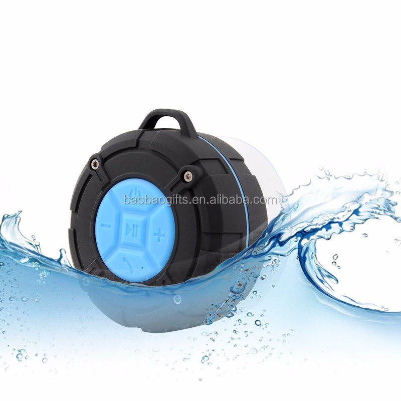High quality water resistant ipx8 shower speaker bluetooth wholesale with the best price