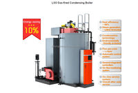 LSS Gas-fired Condensing Boiler
