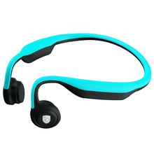 New design bone conduction products single earbud earphone stereo bluetooth headset with microphone