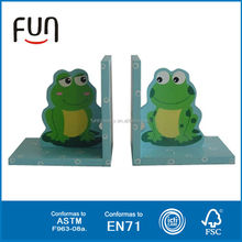Wholesale Cartoon Wooden Bookend AT10953 Stationery Set For Kid
