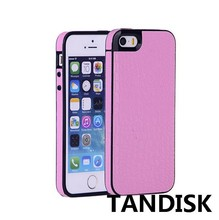 Hot sale cell phone case for iphone 5 leather case for iphone5S