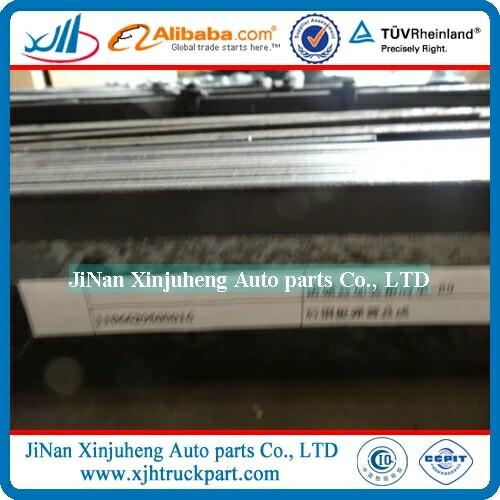 Sell Foton rear leaf spring assy 1106629500016