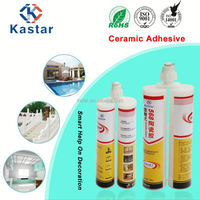 Strong decorative effect cement tile adhesive for Tile Manufacturing