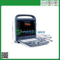 Top quality factory price portable color doppler 4d digital ultrasound machine