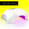 fast Curing UV Lamp 9-36w 365nm+405nm beauty nail salon professional nail dryer