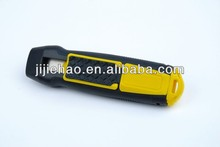 safety cutter.plastic box cutter safety knife