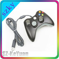 Factory Price USB Wired Joypad for XBOX 360 Controller