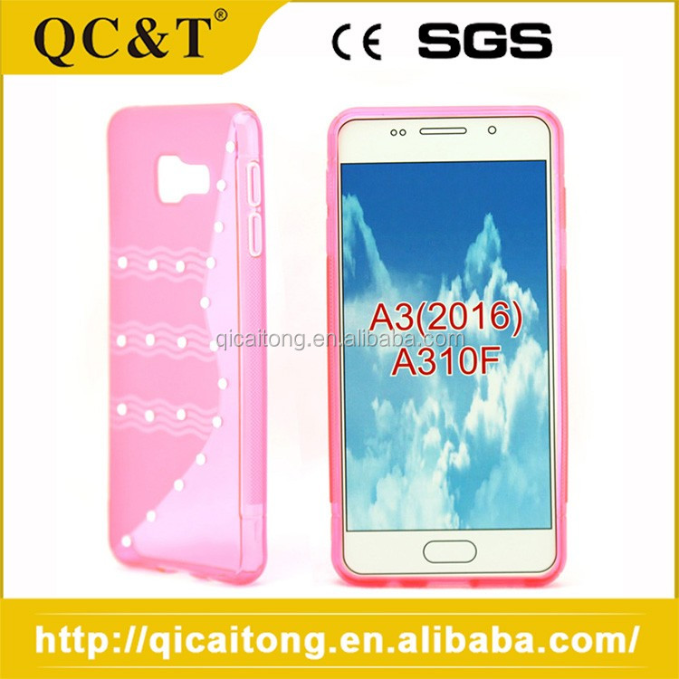Factory Products Cell Phone Accessory Custom Phone Covers For SAMSUNG A3 2016 A310F