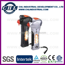 High lightness hand press torch for emergency