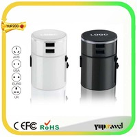 Best Promotional Universal Travel Adapter With Usb Port
