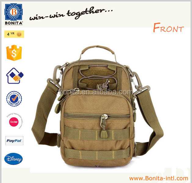 Beautiful shoulder bags , New style shoulder bags ,woman or man camouflage shoulder bag