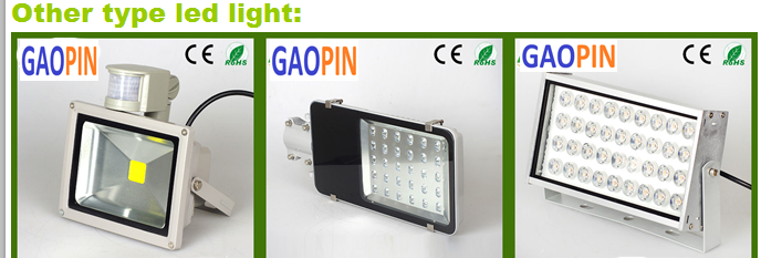 High quality materials new products good radiator 10w led flood light
