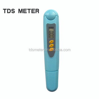 low cost tds meter pen type tds meter