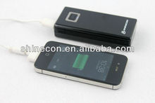 2013 best selling portable battery charger for iphone and all handphones7000ma