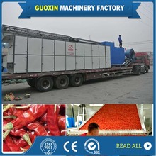 Factory supply Hot air dry vegetable machine