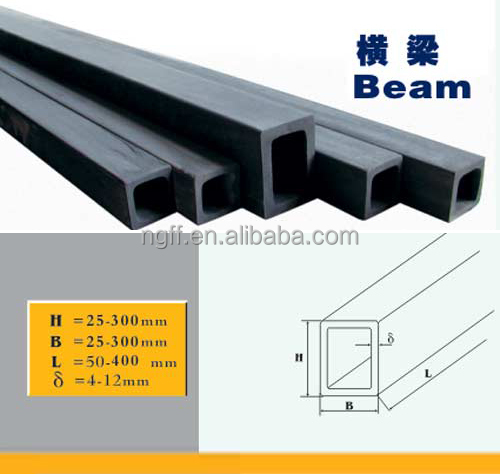 Silicon Carbide Ceramic Beams for Industrial Furnaces kiln furniture