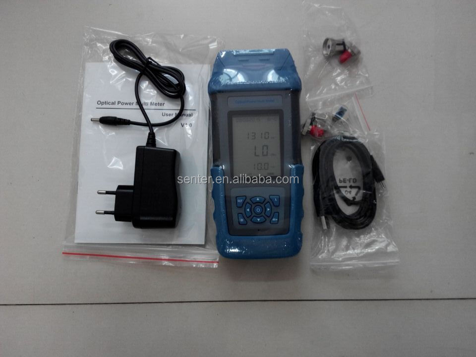 ST801B Optical Fiber MultiMeter ,Handheld Optical Multimeter SENTER Brand,OPM+OLS