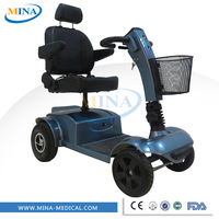 MINA-8301 hot sale electric disabled mobility scooters