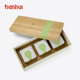 2019 New Metal Coffee Gift Packaging Tin Can Wooden Bamboo Tea Box