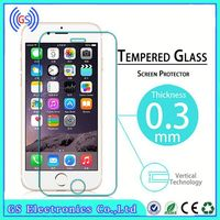 Tempered Glass Screen Protector For Lenovo S860 Transparent 0.30MM 2.5D Glass Screen Protector Factory Wholesale