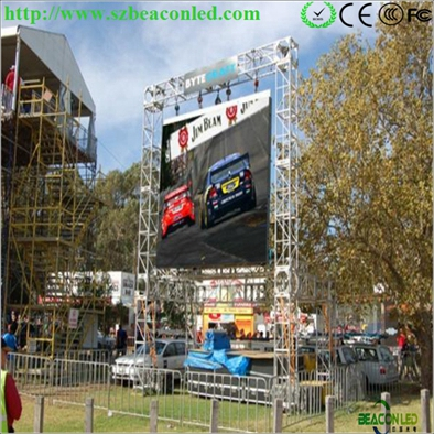 Cheap price hd LED video wall sign display screen