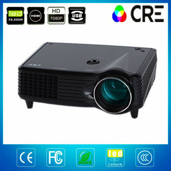 Laptop portable projector full hd 1080p native resolution-computer mini projector